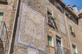 Porrera village at Tarragona, Spain — Stock Photo