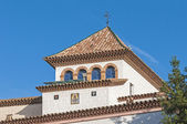 Palau Maricel located in Sitges, Spain — Stock Photo