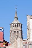 San Pablo Church at Zaragoza, Spain — Stock Photo