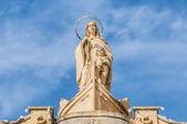 Church of Saint Peter in Marsaxlokk, Malta — Stock Photo