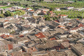 La Fresneda village at Teruel, Spain — Stock Photo