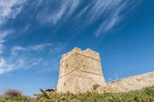 Watch Tower near Blue Grotto in Malta — Stock Photo