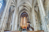 Church of Our Lady in Esslingen am Neckar, Germany — Stok fotoğraf