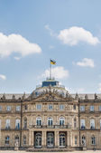 New Palace at Schlossplatz in Stuttgart, Germany — Foto Stock