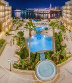 Corinthia Saint George resort in Malta — Stock Photo