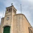 Chapel facade in Selmun, Malta — Stock Photo