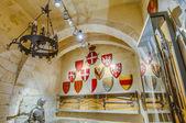 Palazzo Falson in Mdina, Malta — Stock Photo