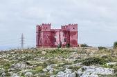 St. Agatha's Tower in Malta — Stockfoto