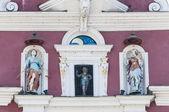 埃斯林根 am nechar,德国在旧市政厅 — 图库照片