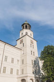 Carillion (Glockenspiel) located at Salzburg, Austria — Foto Stock