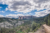 Penarroya peak at Teruel, Spain — Стоковое фото