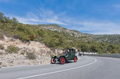 54th Rally Barcelona-Sitges second phase race. — Stock Photo