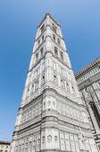 A basílica di santa maria del fiore, em florença, itália — Foto Stock