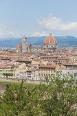 The Basilica di Santa Maria del Fiore in Florence, Italy — Zdjęcie stockowe