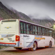 Stock Photo: Transportation to Iruyin Salta, Argentina