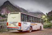 Transportation to Iruya in Salta, Argentina — Stock Photo