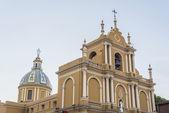 Igreja de saint francis em tucuman, argentina. — Fotografia Stock
