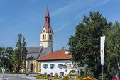 Saint Agidius in Igls, near Innsbruck, Austria. — Stockfoto