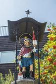 Village of Mutters near Innsbruck, Austria. — Stock Photo