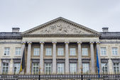 Federal Parliament in Brussels, Belgium — Stock Photo