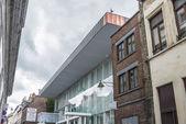 бам (музей изящных искусств) в монсе, бельгия. — Стоковое фото