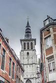 Saint Loup Baroque in Namur, Belgium. — Stockfoto