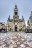 Mar del Plata's Cathedral, Buenos Aires, Argentina — Stok fotoğraf