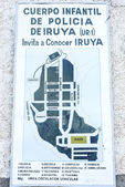 Iruya in Salta Province of northwestern Argentina — Stock Photo