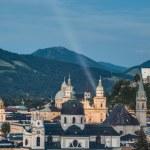 University Church (Kollegienkirche) at Salzburg, Austria — Stock Photo #39069855