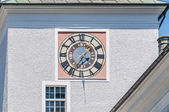 Carillion (Glockenspiel) located at Salzburg, Austria — Stockfoto