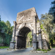 Постер, плакат: Arch of Drusus in Rome italy
