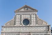 Santa Maria Novella church in Florence, Italy — Stock Photo