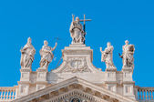 Archbasilica of St. John Lateran in Rome, Italy — Stock Photo