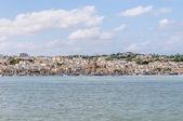 Porcie marsaxlokk, wioska rybacka na malcie. — Zdjęcie stockowe