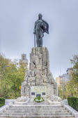 San Martin Monument in Mar del Plata, Argentina — Stock Photo