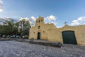 Cachi Church in Salta, northern Argentina. — Stock Photo