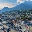 General view of Innsbruck in western Austria. — Stock Photo #39813233