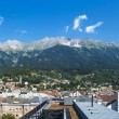 General view of Innsbruck in western Austria. — Stock Photo #39813361