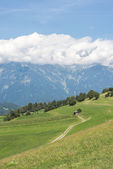 Patsch, south of Innsbruck, Austria. — Stock Photo