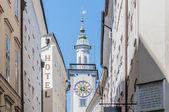 Old City Hall (Altes Rathaus) at Salzburg, Austria — Stock Photo