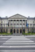 федеральный парламент в брюсселе, бельгия — Стоковое фото