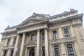 Brussels Stock Exchange, Belgium. — ストック写真