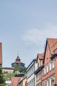 Esslingen am Neckar Castle's Big Tower, Germany — Stock Photo