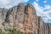 Penarroya pic à teruel, Espagne — Photo