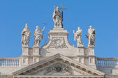 Archbasilica of St. John Lateran in Rome, Italy — ストック写真