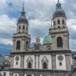 Stock Photo: Cathedral of St. James in Innsbruck, Austria.