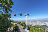 Cerro San Bernardo, Salta, Argentina. — Stockfoto