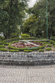 9 of July park in Tucuman, Argentina. — Stock Photo