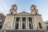 Cathedral in Tucuman, Argentina. — 图库照片
