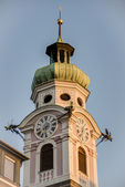 The Spital church in Innsbruck, Austria — Stock Photo